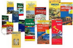 677cbc2407 Il Giramondo la libreria per chi viaggia: carte, guide, mappamondi ...