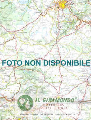 Cartina Geografica Centro Nord Italia.Italia Centro Nord Carta Stradale Mappa Geografica Pianta