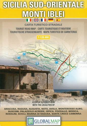 Sicilia sud orientale monti iblei carta stradale mappa geografica sicilia sud orientale monti iblei carta stradale mappa geografica pianta altavistaventures Images