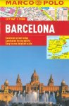 Barcellona city map
