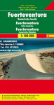 Fuerteventura road map