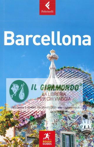 Cartina Barcellona Dettagliata.Barcellona Guida Guida Turistica Con Itinerari E Cartine