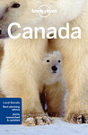 Canada Lonely Planet in inglese