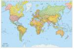 Cartina Muta Mondo Grande.Carte Geografiche Carte Murali Planisferi Planisfero Carte Scolastiche Il Giramondo