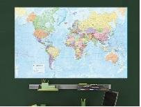 Cartina Italia Politica In Vendita.Carte Geografiche Carte Murali Planisferi Planisfero Carte Scolastiche Il Giramondo
